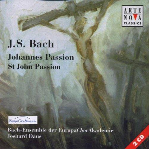 Lothar Odinius Bach Johannes Passion