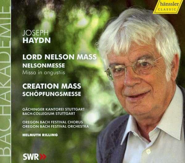 Lothar Odinius Haydn Nelsonmesse