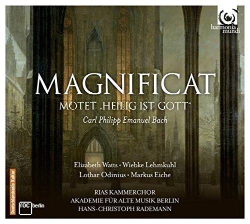 Lothar Odinius Magnificat