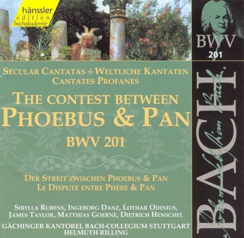 Lothar Odinius Phoebus und Pan