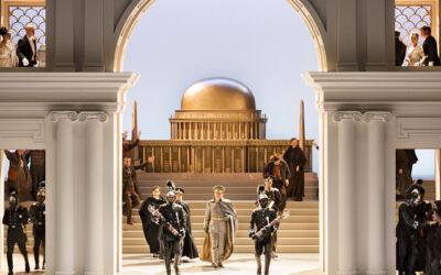 Video Trailer zu La Clemenza di Tito – Opera Vlaanderen – Gent