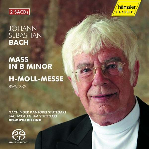 Lothar Odinius Bach H-Moll Messe