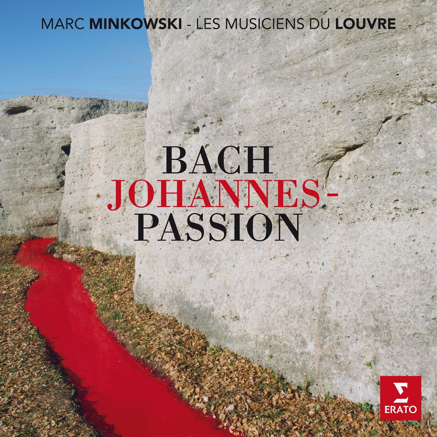 lLothar Odinius Bach Johannes Passion-Marc Minkowski
