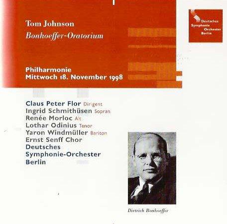 Lothar Odinius Bonhoeffer Oratorium