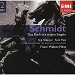 Lothar Odinius Buch mit 7 Siegeln Schmidt