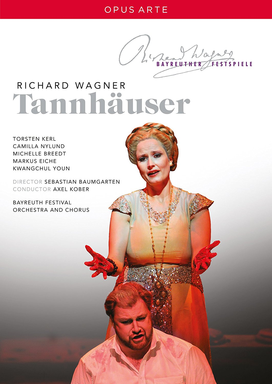 Lothar Odinius DVD Wagner Tannhäuser