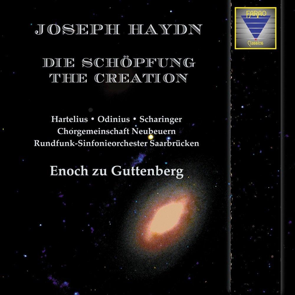 Lothar Odinius Haydn Schöpfung