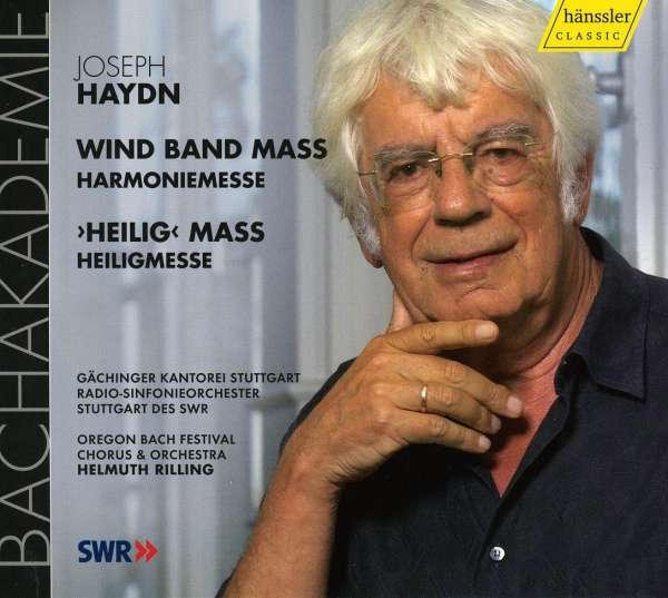 Lothar Odinius Haydn Wind Band Mass