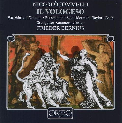 Lothar Odinius Jommelli Il Vologese