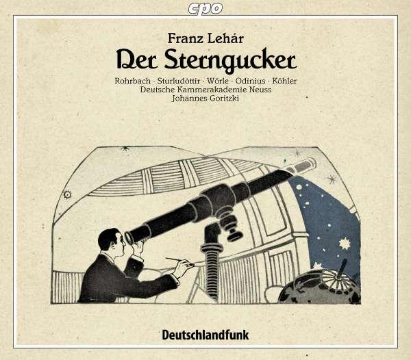 Lothar Odinius Lehar Der Sterngucker