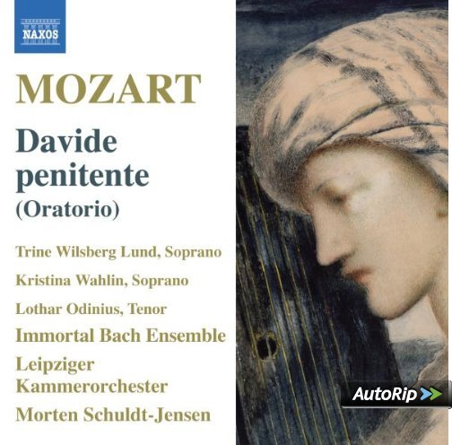 Lothar Odinius Mozart Davide Penitente