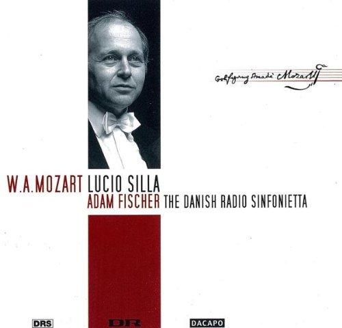 Lothar Odinius Mozart Lucio Silla