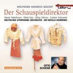 Lothar Odinius Mozart Der Schauspieldirektor