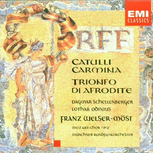 Lothar Odinius Orff Catulli Carmina