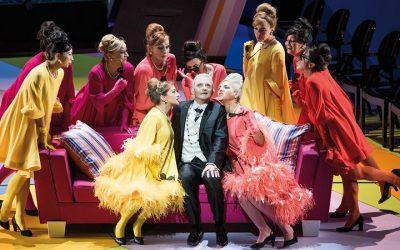 Video Trailer zu EINE NACHT IN VENEDIG – Oper Graz