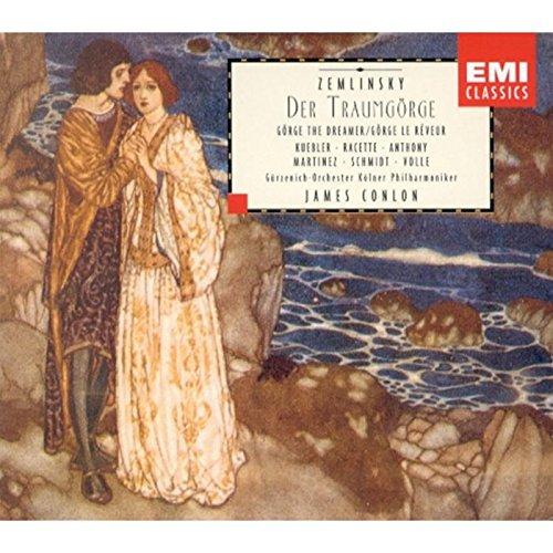 Lothar Odinius Zemlinsky Traumgörge